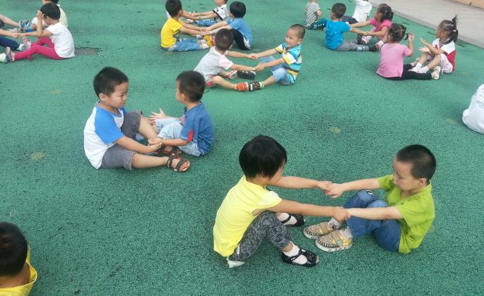 幼儿园民间游戏