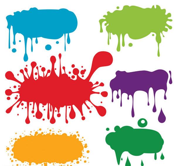 幼儿园中班美术教案《颜色变变变》