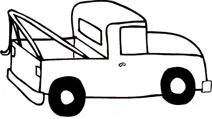 简笔画:交通工具