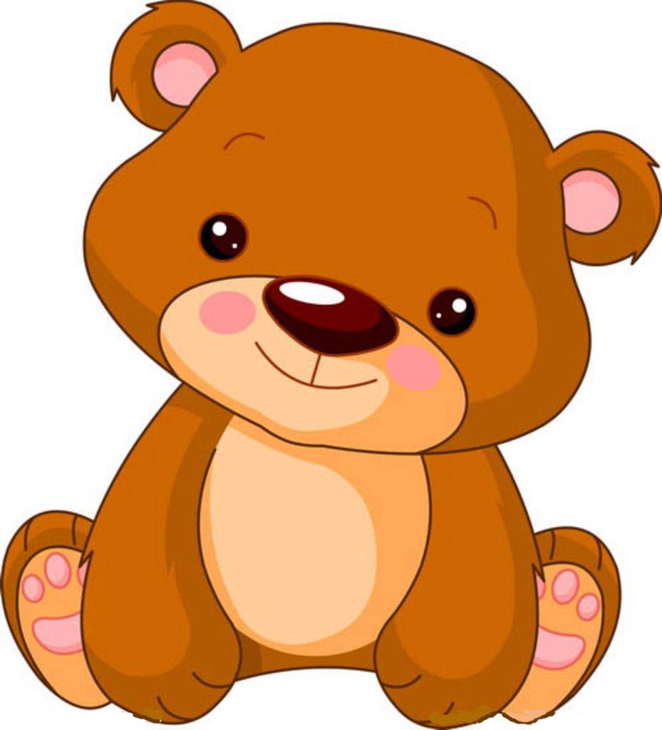 熊-卡通版