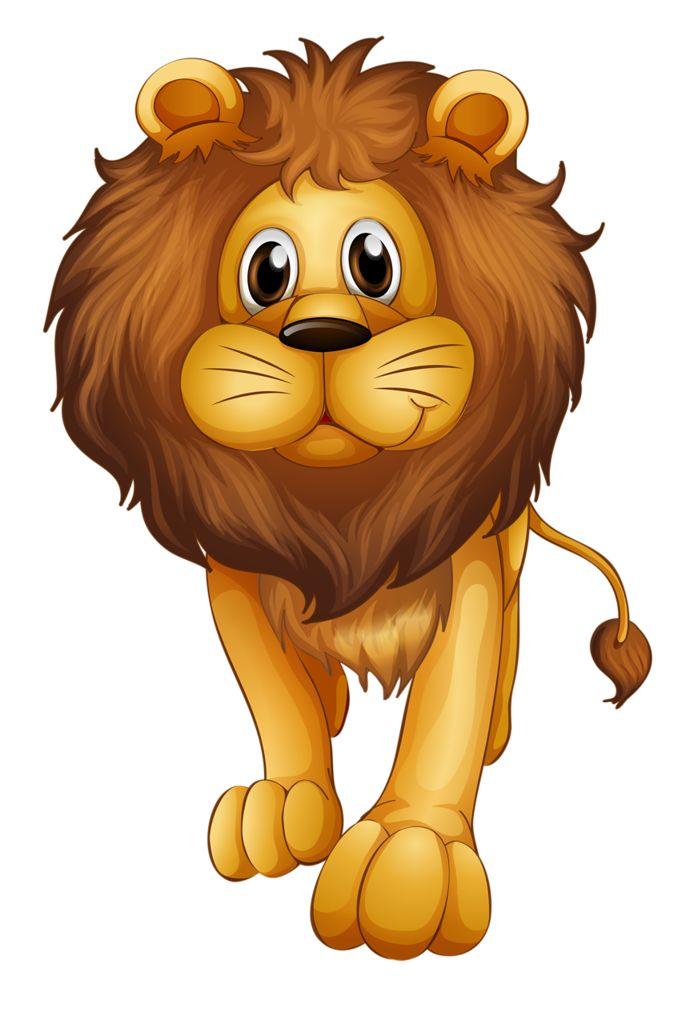 狮子-卡通版