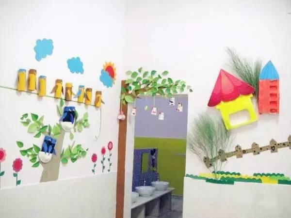 幼儿园门窗装饰欣赏