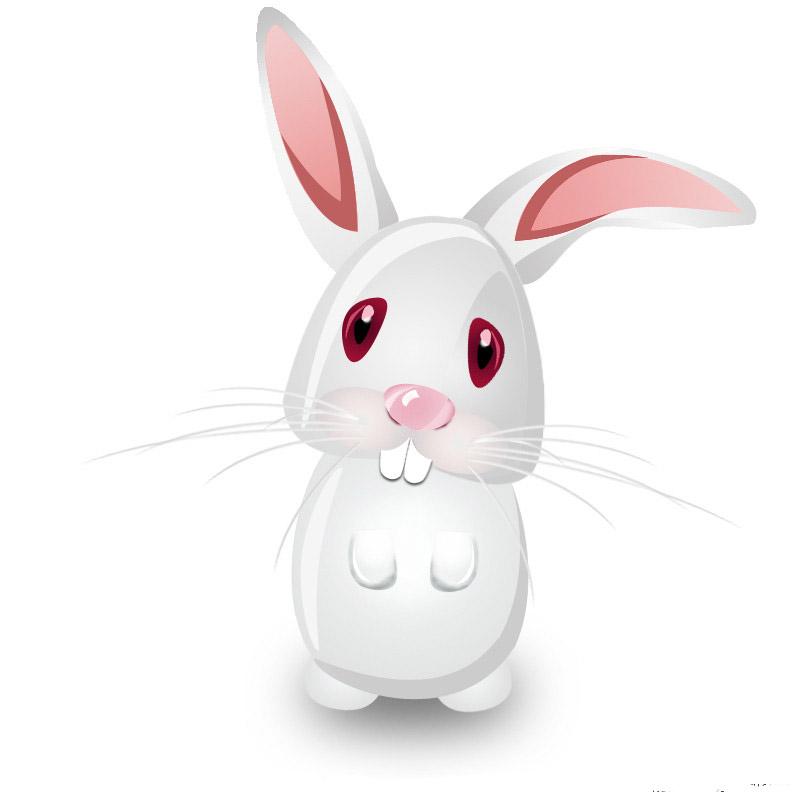 兔子-卡通版