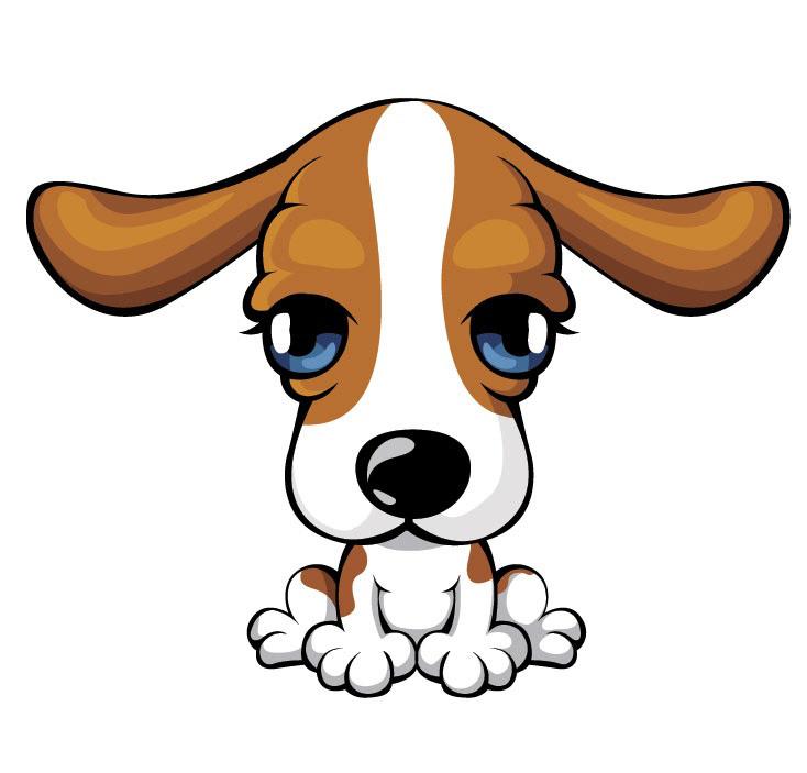 狗-卡通版