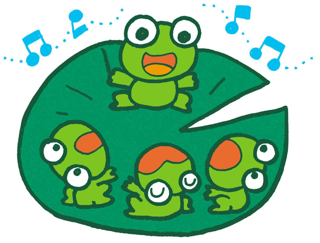 小动物唱歌演奏小图片