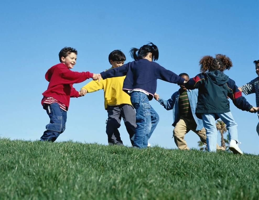幼儿体育活动热身放松小游戏