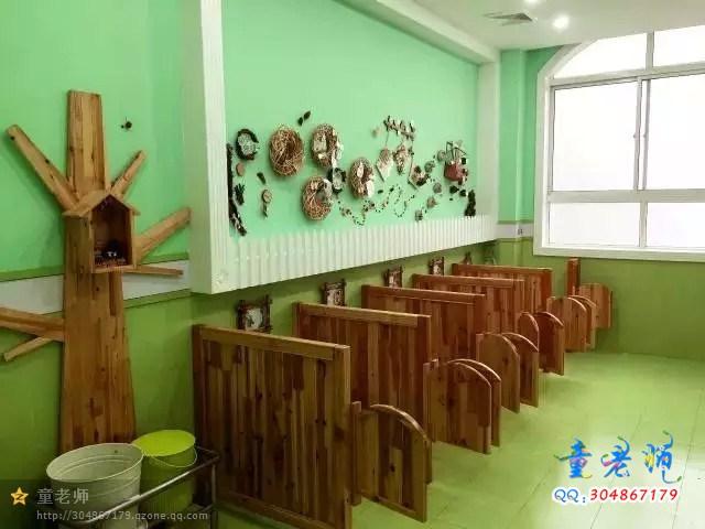 幼儿园卫生间环创图片