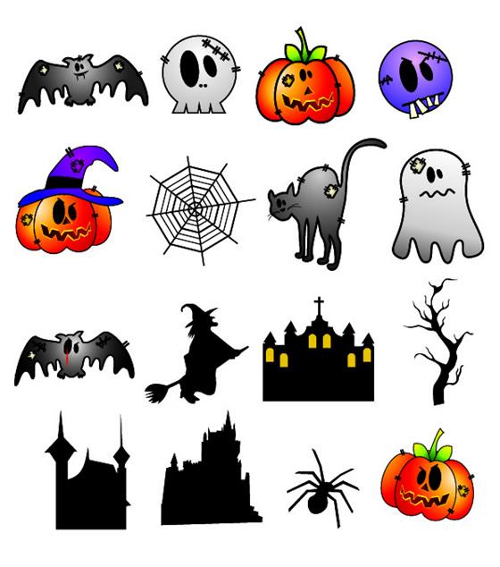 在西方国家,每年的10月31日,有个Halloween,辞典解释为The eve of All SaintsDay,中文译作:万圣节之夜。万圣节是西方国家的传统节日。这一夜是一年中最闹鬼的一夜,所以也叫鬼节。 万圣节流传到今天成了一个孩子们的节日,这一天,在万圣节氛围的校园里,孩子们游戏、欢笑,非常开心。下面提供些万圣节图片,供老师们布置环境时参考。