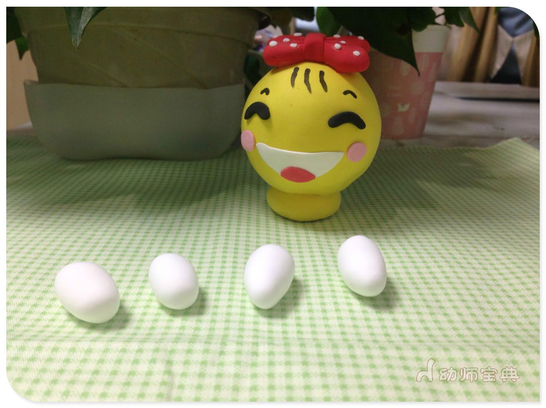 纸粘土-呆萌小兔制作教程