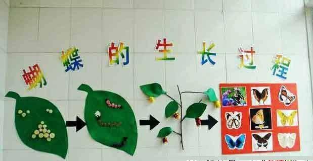幼儿园小班活动区域布置