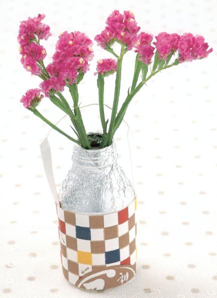 手工制作小花瓶