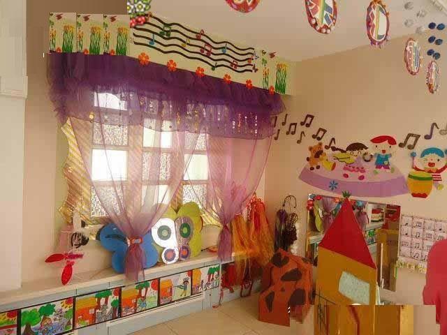 幼儿园区域活动设计图展示