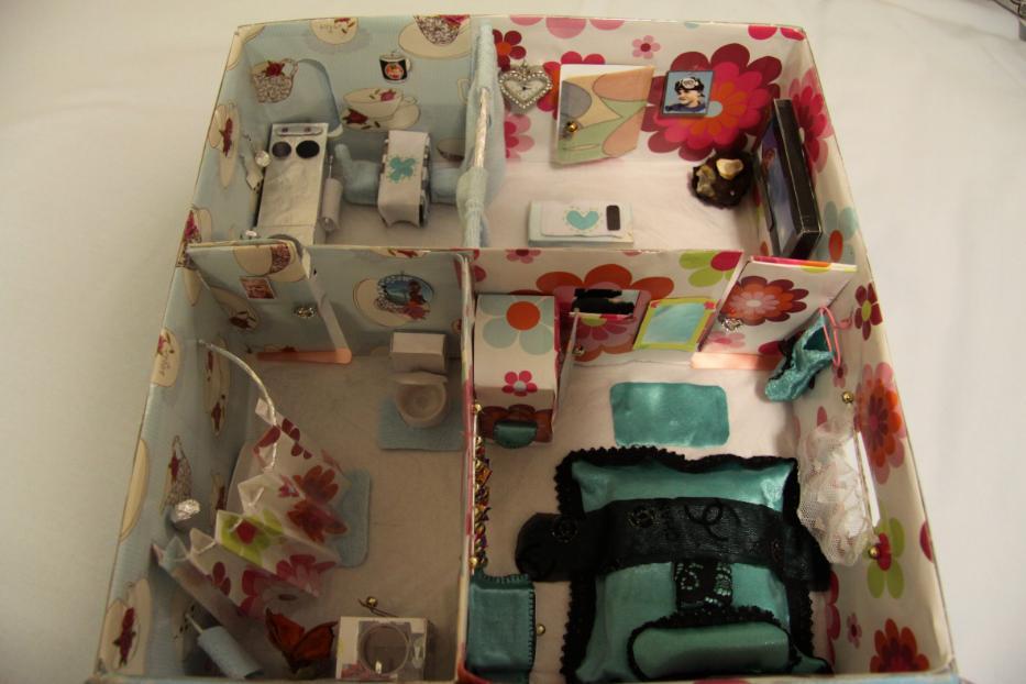 鞋盒创意 手工制作步骤