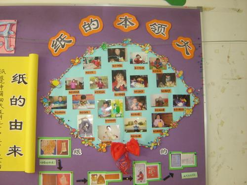 四大发明简笔画幼儿园