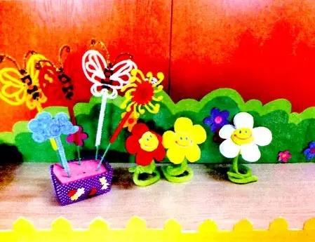 幼儿园区角操作活动——小班语言区投放材料