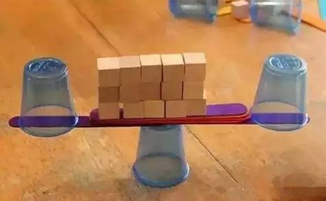 纸杯搭建步骤图片