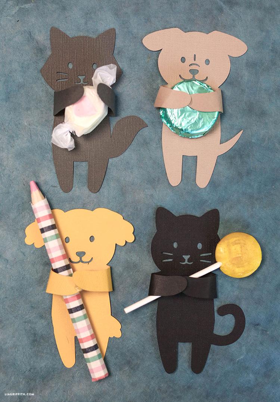 ps:小动物不仅可以怀抱糖果,其他的礼物也ok 的,例如:铅笔 ,橡皮