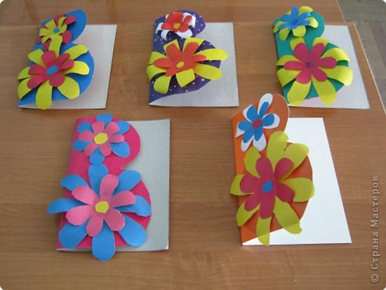 折叠花朵简单步骤图片