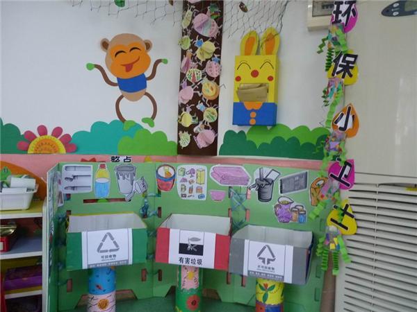 实用帖|幼儿园中班区域设置与材料提供图片
