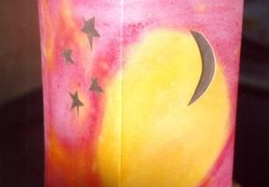 中秋精美手工!月亮锦鲤玉兔花灯扇子,带你领略5种魅力文化元素
