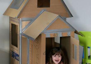 魔法纸箱 | 只用纸箱,就搞定教室的8个区角,甚至户外空间!