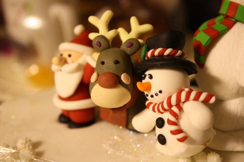 """""""亲亲圣诞,走进童话世界""""幼儿园主题活动方案"""