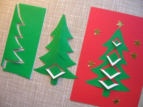 适合班级:大班亲子活动,成人 贺卡十: 贺卡十一:   幼儿园做圣诞节