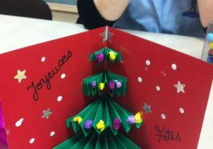 高颜值圣诞树合集 | 圣诞树贺卡、圣诞树摆件、圣诞树墙面布置
