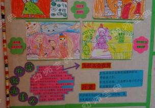 环创 | 中班新年主题墙+主题活动教案《新年真热闹》