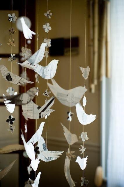 春季环创|春天的小鸟,飞到我的教室唱歌(多款吊饰,摆件~)
