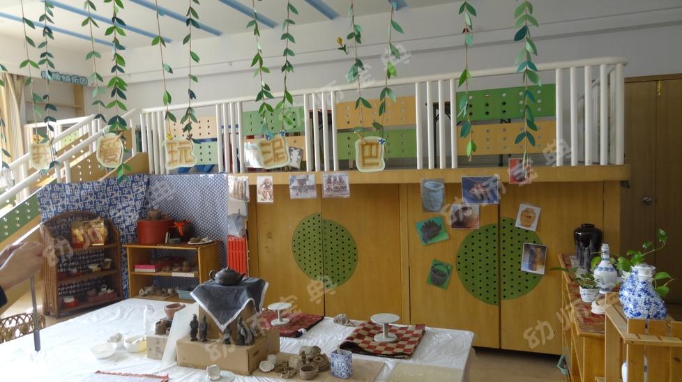 春天环创   幼儿园里的春天