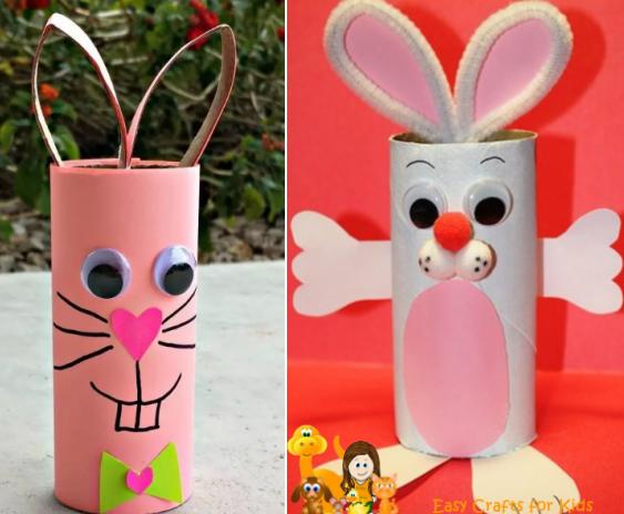 复活节 手工,送我一只邦尼兔吧(瓜子集锦兔子)仓鼠能吃奶油老师吗图片