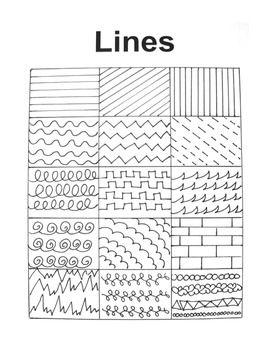 美工 发现小线条中的大宇宙,零基础搞定线描画,小朋友也能玩