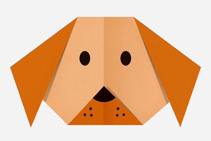 小兔子折法3 延伸阅读:手工   一秒做出立体折纸,啥都没有,就是简单!