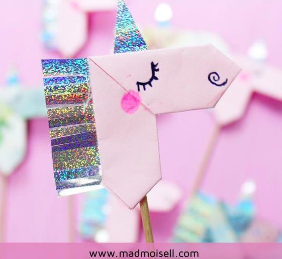 童话主题折纸手工 fairy tale theme origami 01 准备材料和制作方法