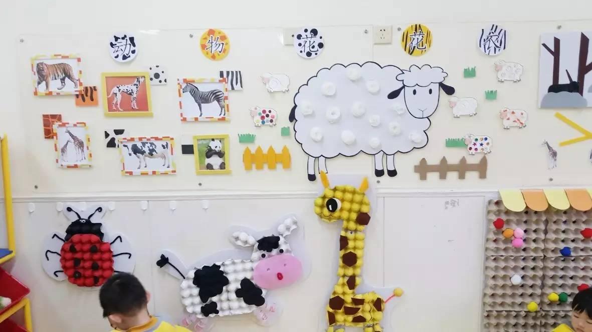 主题:动物花花衣 好朋友 小班有20个主题,一般来说教师会将多个主题