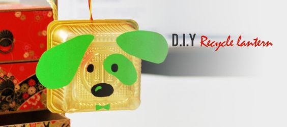 大家还可以根据自己的喜好设计各种各样的小动物花灯.