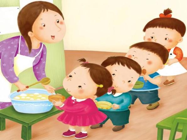 师幼互动 | 如何培养小班幼儿吃饭的常规?