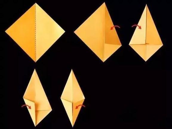 精巧的创意能给幼儿教室带来更多生机和活力,把暗黑系的蝙蝠和秋叶结合起来就能吸引不少眼球呢。  准备材料: 卷纸筒、水彩颜料、颜料刷、卡纸、黑色毛根、剪刀、打孔器、胶水、假眼睛贴、马克笔。 制作方法: 1.把卷纸筒染成黑色或棕色  2.用卡纸裁剪出蝙蝠翅膀形状  3.把蝙蝠翅膀粘在卷纸筒上,再给它加一对耳朵。  4.在卷纸筒适当位置贴上眼睛贴,并画出蝙蝠嘴巴。  5.沿卷纸筒底边打两个小孔。 6.在卷纸筒下的小孔里系上两条黑色毛根。  7.用一跟毛根折出蝙蝠的两脚,如下图。  8.听说蝙蝠都是倒挂在睡觉的,