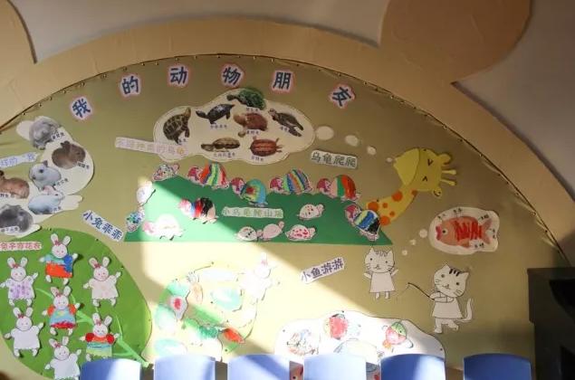 主题墙 | 小班动物主题墙参考系列