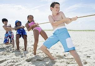 十项幼儿不宜的运动—幼师和家长必知
