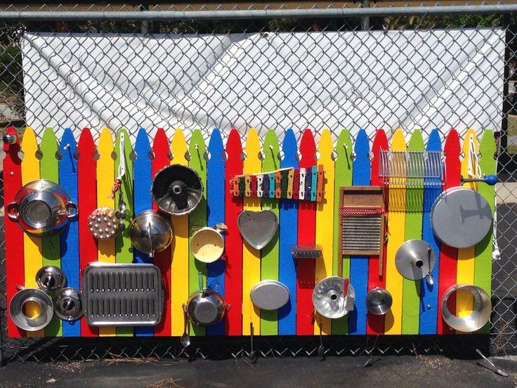 【唱唱吧】户外音乐墙合集