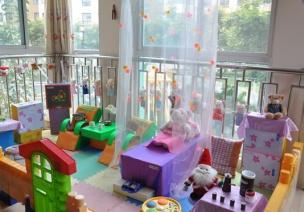 幼儿园环境布置图片与见解