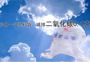 大班環保教案——少用塑料袋