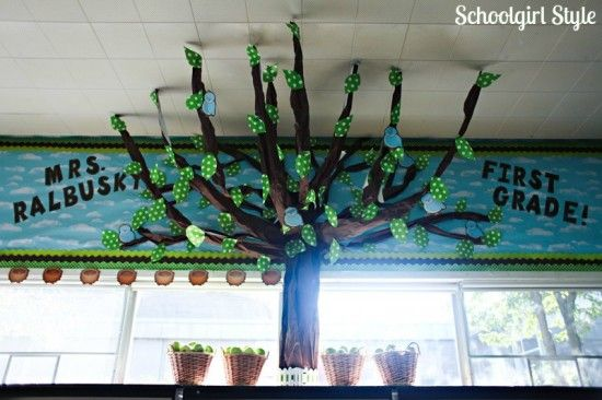 tree pic bird theme from Schoolgirl Style