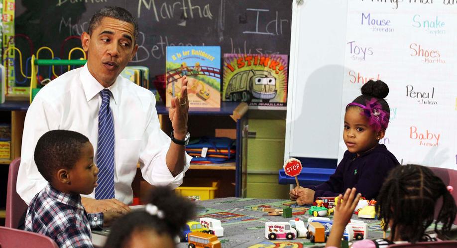 美国这五步让它的幼儿教育站在了世界制高点