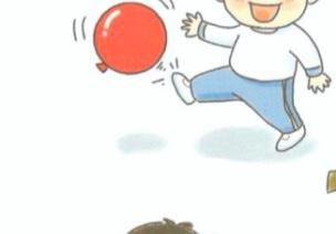 小中大班体育课游戏-气球