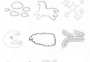 萌哒哒的区角形象设计之线稿篇