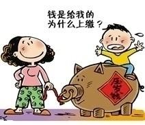 """""""炫富""""始於吧幼��@ 如何�o����正老子也会三�^"""