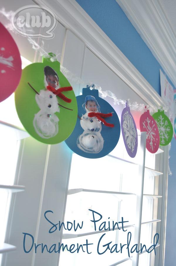 冬季吊饰 | 不一样的雪花,还有雪球雪人吊饰,赶快挂起来~